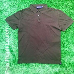 Polo Ralph Lauren Purple Label Polo Shirt Small